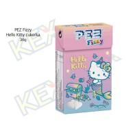 PEZ Fizzy Hello Kitty cukorka 30g