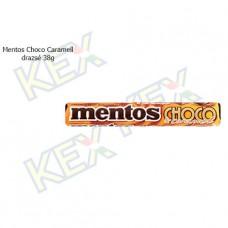Mentos Choco Caramell drazsé 38g