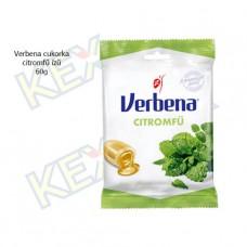 Verbena cukor citromfű ízű 60g