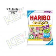 Haribo Squidgies gumicukor 80g