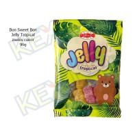 Bon Sweet Bon Jelly Tropical zselés cukor 90g
