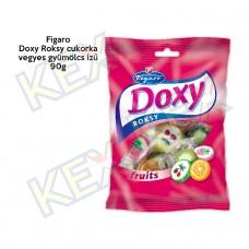 Figaro Doxy Roksy cukorka vegyes gyümölcs ízű 90g