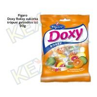 Figaro Doxy Roksy cukorka trópusi gyümölcs ízű 90g