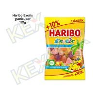 Haribo Exotix gumicukor 110g