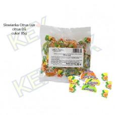 Slowianka Citrus Lux citrus ízű cukor 85g