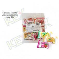 Slowianka Idol Mix vegyes gyümölcs ízű cukor 85g
