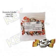 Slowianka Kukulka kakaó ízű cukor 85g