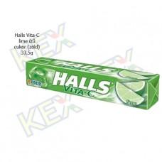 Halls VITA-C lime ízű cukor 33,5g