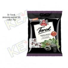 Dr Torok cukor ánizsolaj-mentol ízű 75g