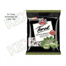 Dr Torok cukor borsmenta-fodormenta ízű 75g