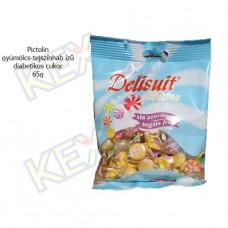 Intervan Pictolin diabetikus cukor gyümölcs-tejszín ízű 65g