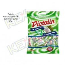 Intervan Pictolin diabetikus cukor mentol-tejszín ízű 65g