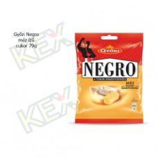 Győri Negro mézes ízű cukor 79g