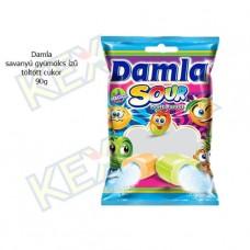 Tayas Damla töltött cukor savanyú gyümölcs ízű 90g