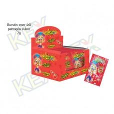 Burstin Bits pattogós cukor eper ízű 7g