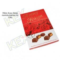 Milete Arany Rózsa desszert mandula-tiramisu ízű 136g