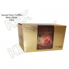 Jacquot Fancy Truffles Bitter Classic 200g