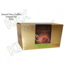 Jacquot Fancy Truffles mogyoró ízű 200g