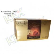 Jacquot Fancy Truffles tejeskávé ízű 200g