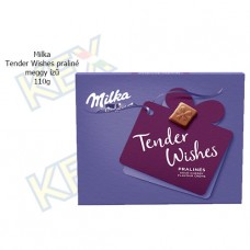 I Love Milka Tender Wishes praliné meggy ízű 110g