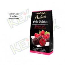 Maitre Truffout Cake praliné ét-málna ízű 148g