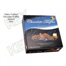 Maitre Truffout desszert Chocolate Truffles 200g