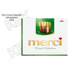 Storck Merci Finest Selection zöld desszert 250g