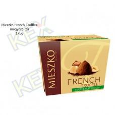 Mieszko French Truffles mogyoró ízű desszert 175g
