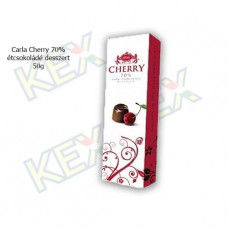 Carla Cherry 70% étcsokoládé desszert 50g