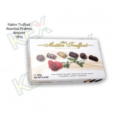 Maitre Truffout desszert Assorted Pralines 180g