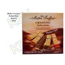 Maitre Truffout Grazioso desszert Italian Style 200g