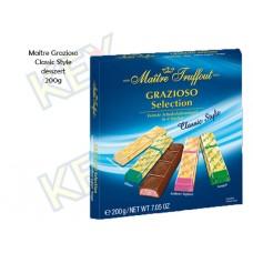 Maitre Truffout Grazioso desszert Classic Style 200g