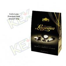 Carla Laguna Premium 70% tengergyümölcse étcsokoládé desszert 125g