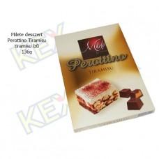 Milete Perottino Tiramisu desszert tiramisu ízű 136g