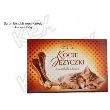 Baron macskanyelv tejcsokoládé 100g