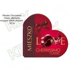 Mieszko Cherrissimo Classic töltött desszert 38,5g