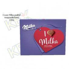 I Love Milka praliné mogyorókrémes 110g