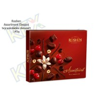 Roshen Assortment Elegant tejcsokoládé desszert 145g