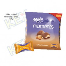 Milka Moments Toffee praliné 97g