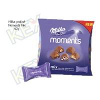 Milka Moments Mix praliné 97g