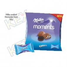 Milka Moments Oreo praliné 92g