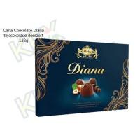 Carla Chocolate Diana tejcsokoládé desszert 133g