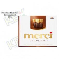 Storck Merci Finest Selection barna desszert 250g