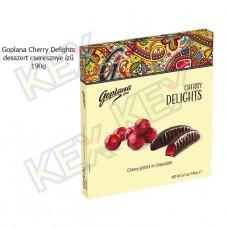 Goplana Cherry Delights desszert cseresznye ízű 190g