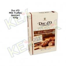Duc d'O Milk Truffles desszert 100g