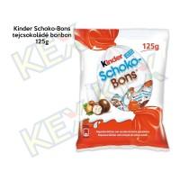 Kinder Schoko-Bons tejcsokoládé bonbon 125g