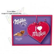 I Love Milka mogyorós desszert 110g