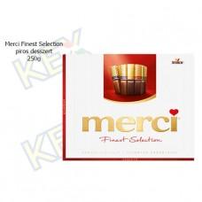 Storck Merci Finest Selection piros desszert 250g