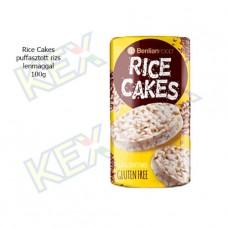 Rice Cakes puffasztott rizs lenmaggal 100g