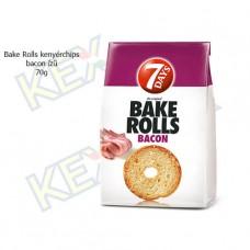 Bake Rolls kenyérchips bacon ízű 70g